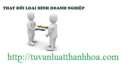 ẢNH THAY ĐÔI LOAI HINH DOANH NGHIÊP
