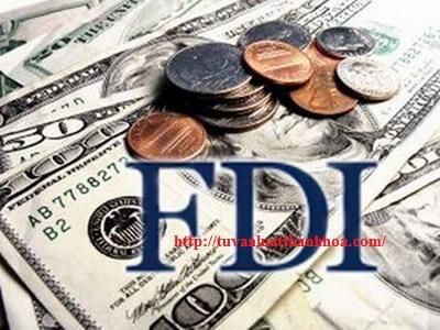 Thành lập doanh nghiệp có vốn đầu tư nước ngoài tại Thanh Hóa