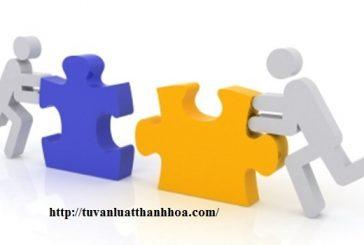Thủ tục hợp nhất công ty tại Thanh Hóa