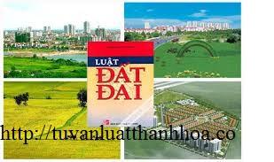 Văn phòng tư vấn luật mua bán đất đai tại Thanh Hóa.