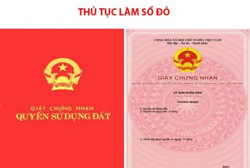 Công chứng hợp đồng mua bán sổ đỏ tại Thanh Hóa.