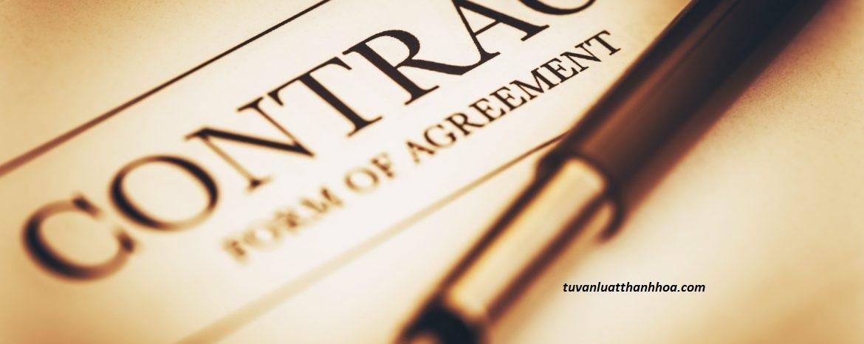 Dịch vụ luật sư tư vấn soạn thảo hợp đồng và rà soát hợp đồng