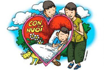 Thủ tục đăng ký việc nhận nuôi con nuôi giữa người nhận nuôi là công dân Việt Nam tạm trú ở nước ngoài với trẻ em được nhận làm con nuôi là công dân Việt Nam tạm trú ở nước ngoài