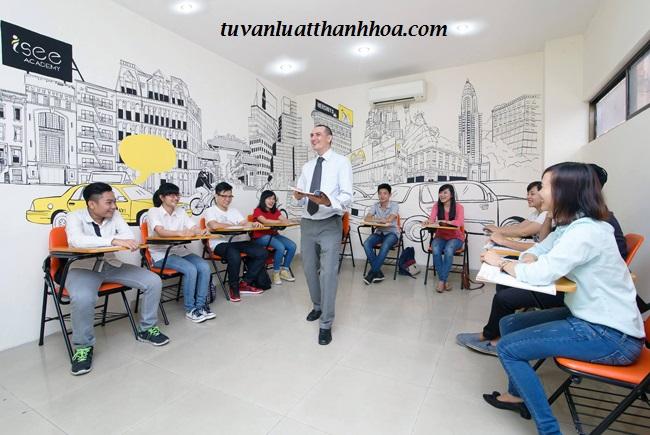 Điều kiện thành lập và hoạt động của trung tâm ngoại ngữ tại Thanh Hóa