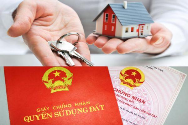 Dịch vụ sang tên sổ đỏ nhà chung cư (nguồn internet)