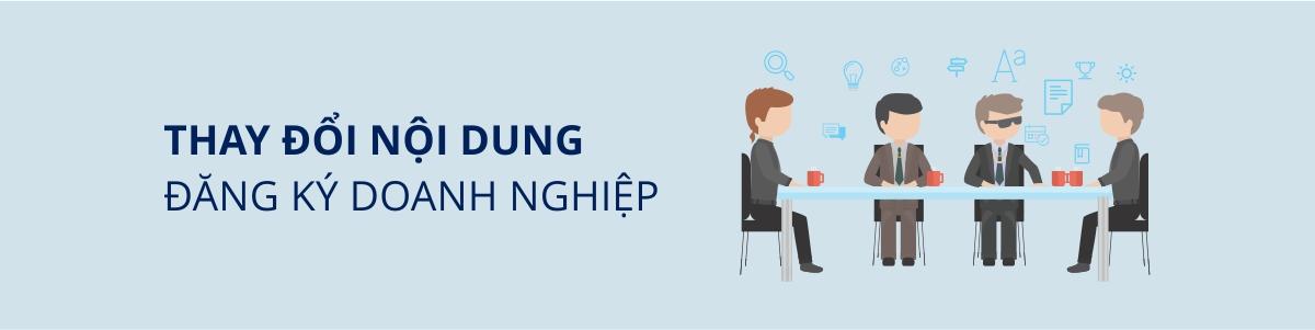Tư vấn thay đổi ngành nghề kinh doanh của công ty TNHH hai thành viên trở lên (nguổn internet)