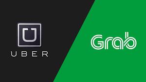 Thương vụ Grab thâu tóm Uber chính thức bị điều tra tại Việt Nam(nguồn internet)