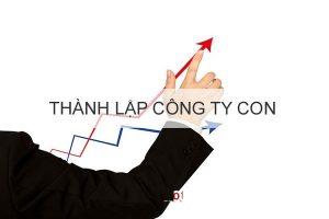 Tư vấn thủ tục thành lập công ty con tại Thanh Hóa