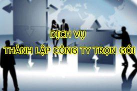 Thành lập công ty trọn gói tại Thanh Hóa