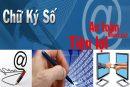 Dịch vụ chữ ký số tại Thanh Hóa